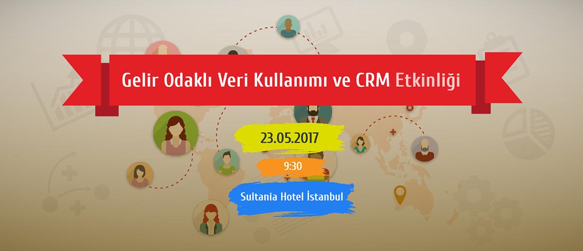 Veri Kullanımı-CRM